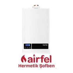 Airfel (Baca Dahil) A2DHW024AATR 11,5 lt. Hermetik Şofben - Thumbnail