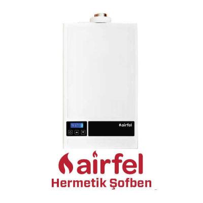 Airfel (Baca Dahil) A2DHW024AATR 11,5 lt. Hermetik Şofben