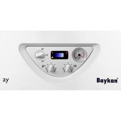 Baykan Ay 24SC 24 kW (21,414 kcal/h) Hermetik Kombi - Thumbnail