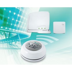 Baymak Connect On/Off Kablosuz Akıllı Oda Termostatı - Thumbnail
