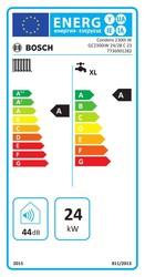 Bosch Condens 2300i W 24/28 kW (20.000 Kcal) Tam Yoğuşmalı Kombi - Thumbnail