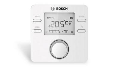 Bosch CR 100 Kablolu Modülasyonlu Programlanabilir Oda Termostatı