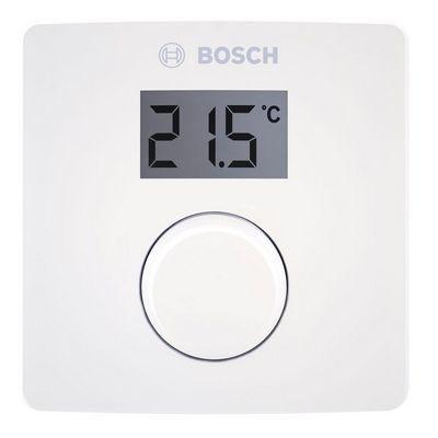 Bosch CR10 Kablolu Modülasyonlu Oda Termostatı