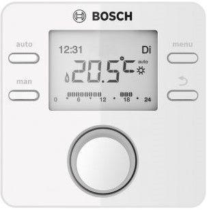 Bosch CR50 Modülasyonlu Programlanabilir Kablolu Oda Termostatı