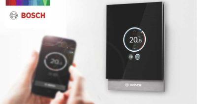 Bosch CT100 WiFi Akıllı Oda Kumandası Kablolu
