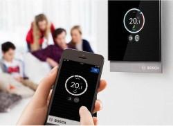 Bosch CT100 WiFi Akıllı Oda Kumandası Kablolu - Thumbnail