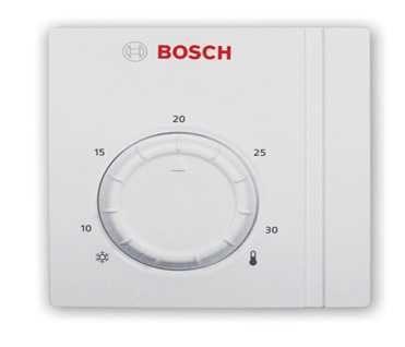 Bosch TR15-1 On Off Kablolu Oda Termostatı (Tüm Kombilere Uyumlu)