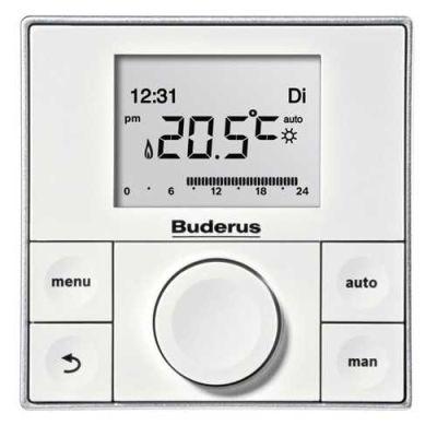 Buderus RC150 Modülasyonlu Kablolu Oda Termostatı