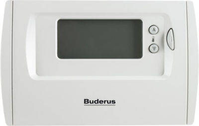 Buderus RT36RF Kablosuz Programlanabilir On/Off Oda Termostatı
