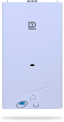 Demirdöküm (Baca Dahil) L 275 F 11 Lt. Doğalgazlı Hermetik Şofben - Thumbnail