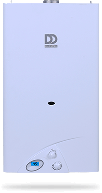 Demirdöküm (Baca Dahil) L 275 F 11 Lt. Doğalgazlı Hermetik Şofben