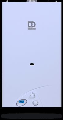 Demirdöküm (Baca Dahil) L 350 F 14 Lt. Doğalgazlı Hermetik Şofben