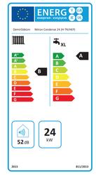 Demirdöküm Nitron Condense P24 (20.640 Kcal) Yarı Yoğuşmalı Kombi - Thumbnail