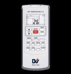 Dolce Vita (Baymak - Montaj Dahil) 12.000 Btu A++ İnverter Klima - Thumbnail