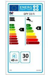 Dolce Vita (Baymak) Dpy 33/33 Kw (28.000 Kcal) Tam Yoğuşmalı Kombi - Thumbnail