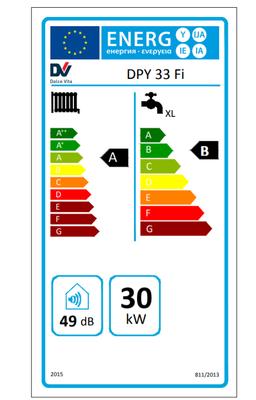 Dolce Vita (Baymak) Dpy 33/33 Kw (28.000 Kcal) Tam Yoğuşmalı Kombi