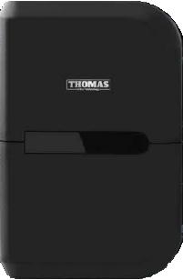Thomas (Montaj Musluk Dahil) Compact Soft Touch Su Arıtma Cihazı