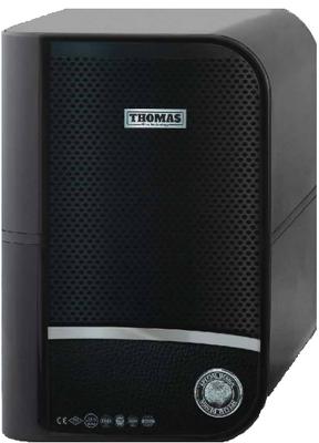 Thomas (Montaj Musluk Dahil) PH8 Plus Siyah Renk Su Arıtma Cihazı
