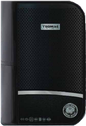 Thomas (Montaj Musluk Dahil) PH8 Plus Siyah Renk Su Arıtma Cihazı - Thumbnail