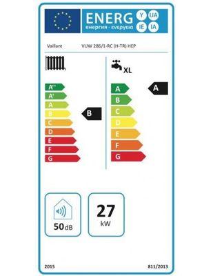Vaillant ecoFIT Start 286 (23.220 Kcal) Yarı Yoğuşmalı Kombi