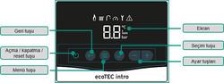 Vaillant Ecotec İntro 24 Kw (16.000 Kcal) Tam Yoğuşmalı Kombi - Thumbnail