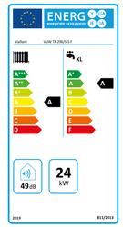 Vaillant ecoTEC 296/5-5 Plus 24/28 Kw 20.000K Tam Yoğuşmalı Kombi - Thumbnail