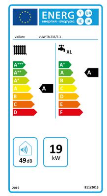 Vaillant ecoTEC 236/5-3 Pro 19/23 Kw 17.000 K Tam Yoğuşmalı Kombi