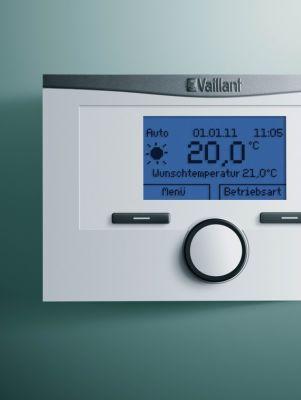 Vaillant VRT 350 Modülasyonlu Kablolu Oda Termostatı